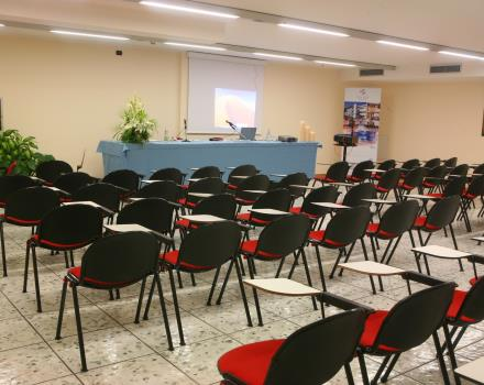 Events, conferences and meetings in modern halls of the BW Hotel Adige