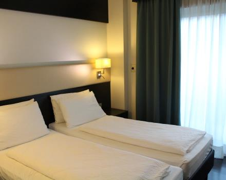 Executive rooms: for your stay in Trento choose BW Hotel Adige